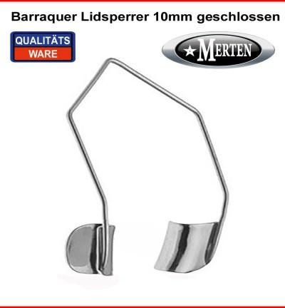 Barraquer Lidsperrer 10mm