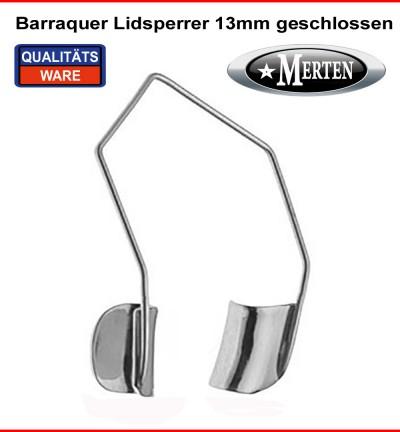 Barraquer Lidsperrer 13mm