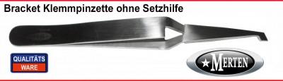Bracket Halter - Pinzette
