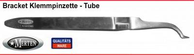 TUBE Klemmpinzette für Brackets -