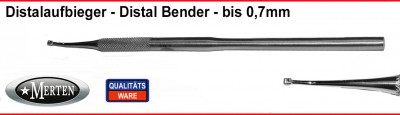 Distal Aufbieger - Distal Bender E