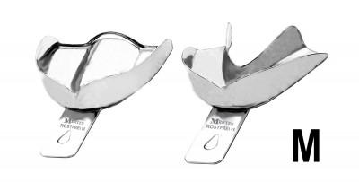 Abdrucklöffel Ehricke glatt - Größe M / 3