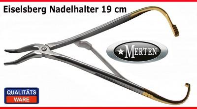 Eiselsberg Nadelhalter - TC Hartmetall  19 cm