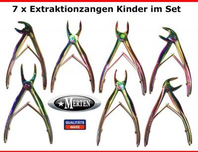 Extraktionszangen Kinder