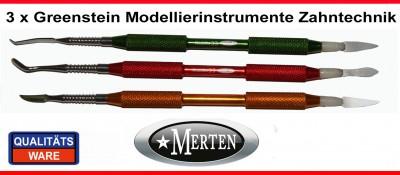 Greenstein Color Instrumente Zahntechnik
