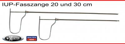 IUP Fasszange - Greifzange Zange 20 cm