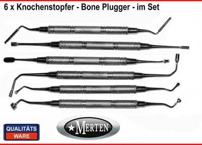 Knochenstopfer - Bone Graft Packer