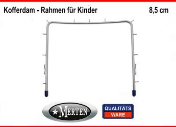 Kofferdam Rahmen für Kinder