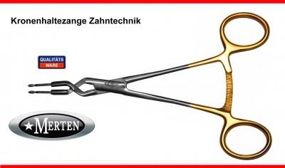Kronenhalter - Kronenhaltezange - Teleskopzange