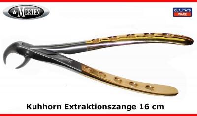 Extraktionszange Kuhhornzange