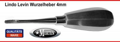 Wurzelheber - Lindo Levin 4mm
