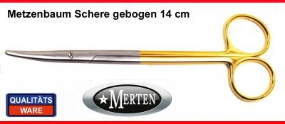 Metzenbaum Schere -   14 cm gebogen