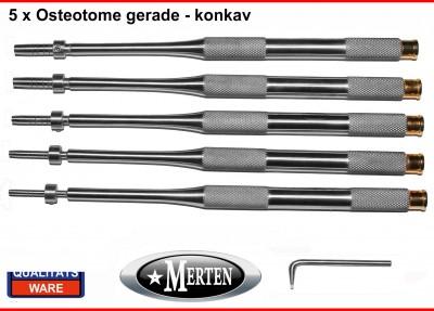Osteotome  im SET