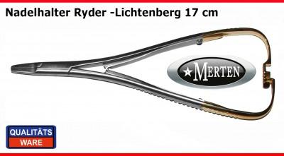 Nadelhalter Ryder Lichtenberg  Mcphail 17 cm
