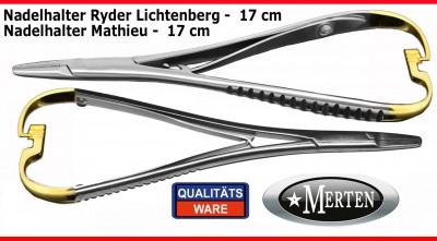 Nadelhalter Mathieu + Ryder Lichtenberg  17 cm