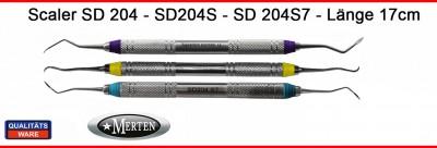 Scaler SD 204 + 204 S + 204 S7