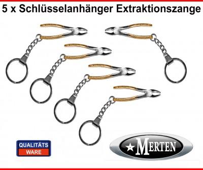 Schlüsselanhänger  Extraktionszange  mit  Funktion
