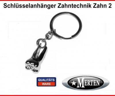 Schlüsselanhänger  Backenzahn