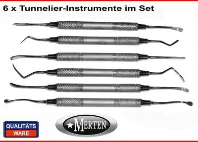 Tunnelier-Instrumente