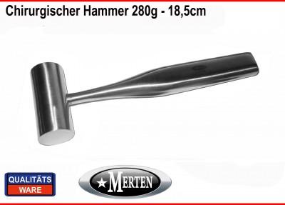 Chirurgischer Hammer