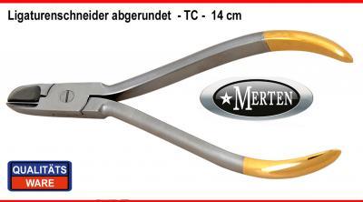 Seitenschneider KFO - 14 cm - Kieferorthopädie - Ligaturenschneider