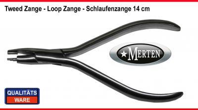 Tweed Zange - Loopzange - Schlaufenzange Kieferorthopädie Zangen KFO