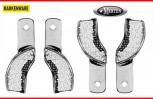 4 Abdrucklöffel Größe L Rimlock - partiell perforiert  Impression Trays partial