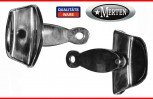 1 Abdrucklöffel partiell  - drehbarer Griff  - glatt  - Rim Lock