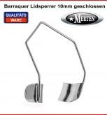 Barraquer Lidsperrer 10mm- Retractor - Opthalmologie - Eye Speculum 3x4cm