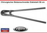 Medizinischer Bolzenschneider Front 58 cm  - Chirurgie Edelstahl rostfrei