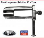 Cook Lidsperrer - geschlossen - Opthalmologie - Eye Speculum
