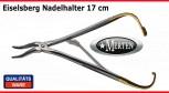 Eiselsberg Nadelhalter  17 cm Länge  - TC Hartmetall Einlage