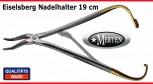 Eiselsberg Nadelhalter - TC Hartmetall  19 cm Länge
