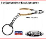 Schlüsselanhänger  Zahnarzt  Extraktionszange ohne Funktion - Zahnarzthelferin