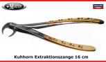 Extraktionszange Kuhhornzange für Molaren