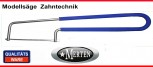 Modellsäge - Gipssäge Säge Zahntechnik NEU + 10 Blätter