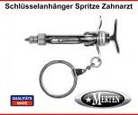 Schlüsselanhänger Spritze -  Zahnarzt  Injektionsspritze -Zahnarzthelferin