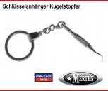 Schlüsselanhänger  Kugelstopfer - Zahnarzt Zahnarzthelferin ZMF