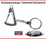 Schlüsselanhänger  Tasterzirkel Zahntechnik  Dentallabor Zahntechniker