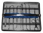 Sinuslift  Instrumente - Set  mit Wash Tray, 2x Knochenstopfer  und Knochenspritze