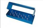 Bohrer-Tray Chirurgietray Bohrerständer 18 Einheiten